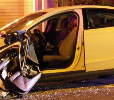 Wypadki i kolizje drogowe