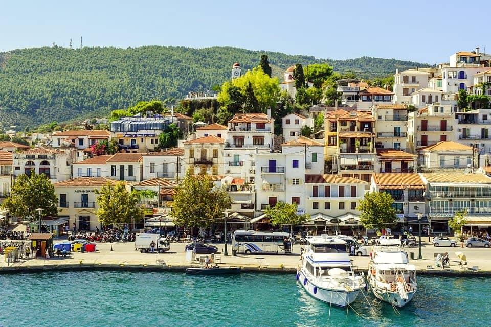 Jazda po alkoholu Grecja