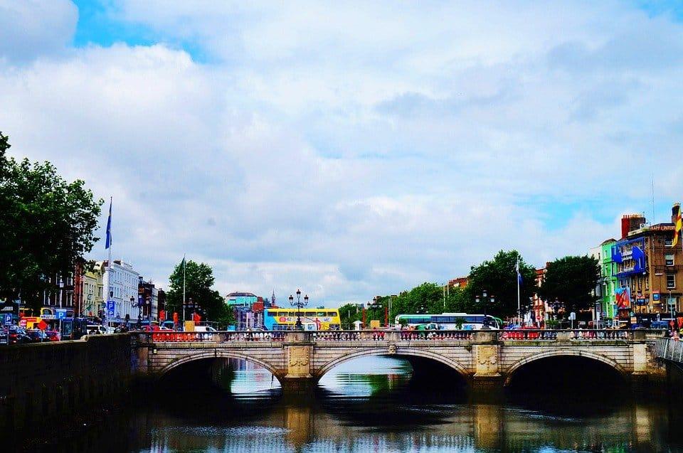 Jazda po alkoholu Irlandia