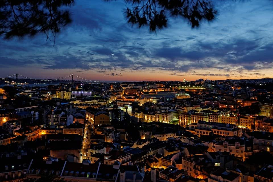 Jazda po alkoholu Portugalia